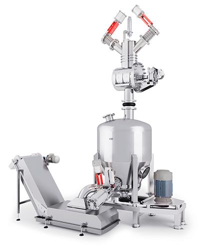 Система очищення відходів з інтегрованим стерилізатором- шредером